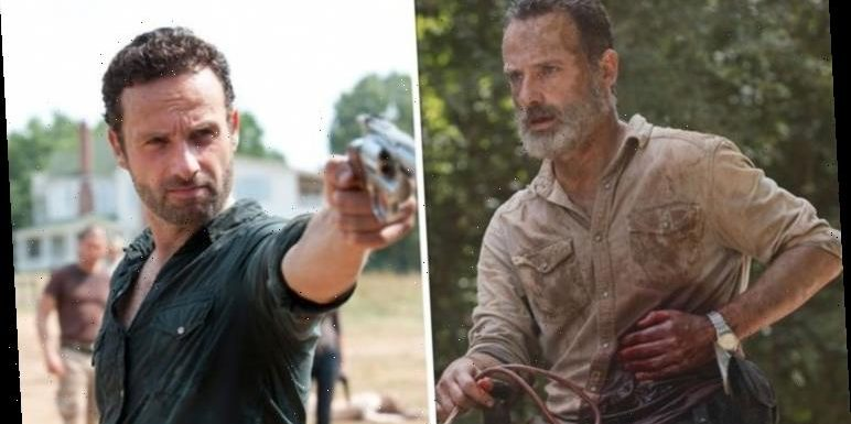 The Walking Dead boss delivers disappointing update on Rick Grimes movies 'Year 2032'