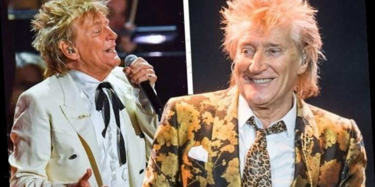 Rod Stewart opens up about the downside of touring and performing live 'Don't miss it'