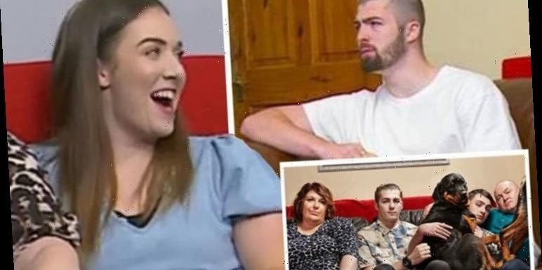 Gogglebox fans confused as Malone family unveil Tom's replacement 'New girl?'