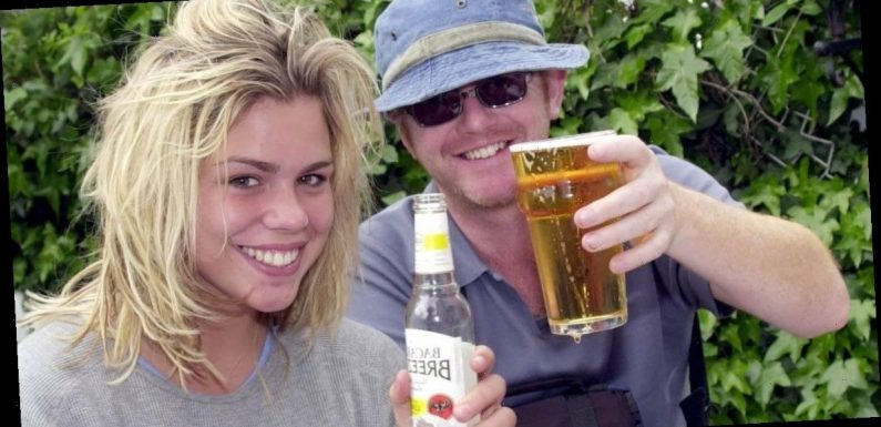Doctor Who's Billie Piper confesses she misses 'boozing all day in the pub'