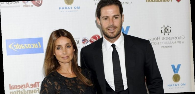 Louise Redknapp feared that ex husband Jamie 'could have anyone' before split