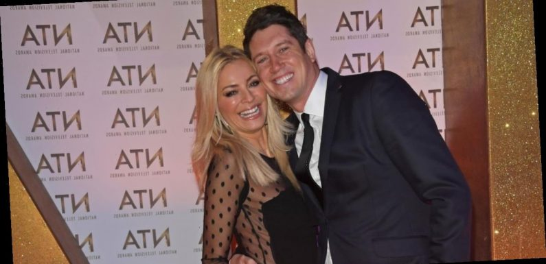 Tess Daly says Vernon Kay's I'm A Celeb stint made her love him more than ever