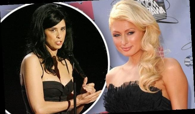 Paris Hilton had to hold back TEARS when Sarah Silverman trashed her