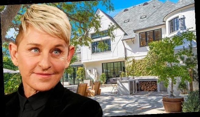 Ellen DeGeneres lists Beverly Hills mansion for $52.5MILLION