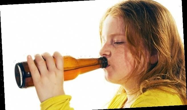 Kids given sips of booze 'are more likely to see alcohol positively'