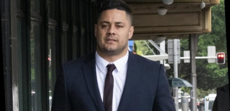 Jarryd Hayne found guilty of sexual assault