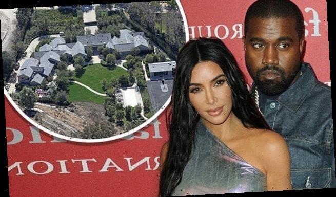 Kim Kardashian will be 'getting the $60 million Hidden Hills mansion'