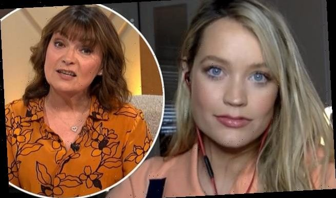 Laura Whitmore confirms she is having a GIRL after Lorraine clanger