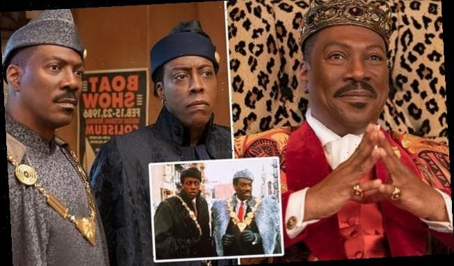 Coming 2 America is SLAMMED by critics as a 'tired' rehash of original