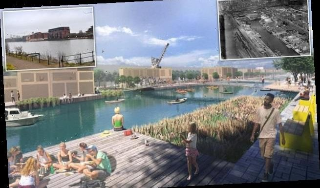 Britain's first floating eco-village planned for disused Cardiff dock