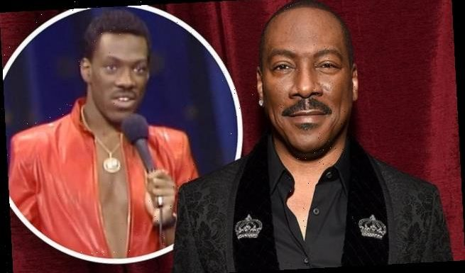 Eddie Murphy plans to return to stand-up once the pandemic is over
