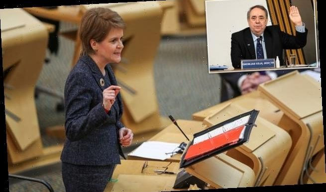 Extra £200,000 legal bill 'could topple' Nicola Sturgeon