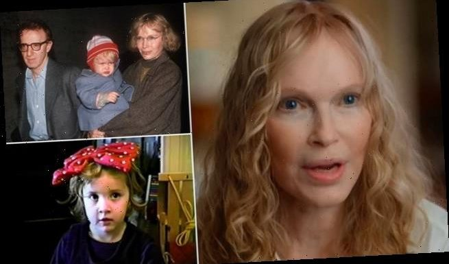 Mia Farrow confronts Woody Allen over sexual assault claims on a call