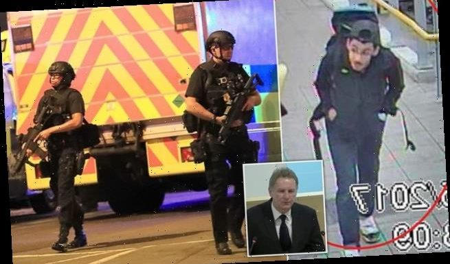 Fire crews 'starved of information', Manchester Arena inquiry hears