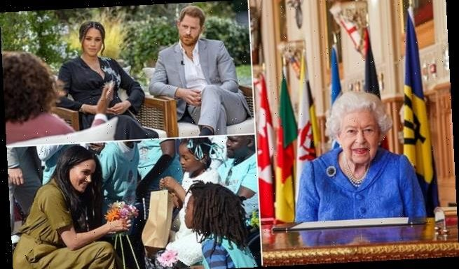 Meghan and Harry's Oprah interview draws out Commonwealth critics