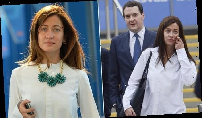 George Osborne and Thea Rogersare expecting a baby