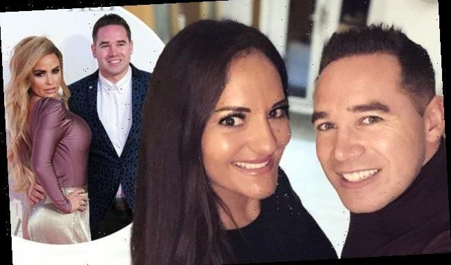 Katie Price's ex Kieran Hayler is expecting with Michelle Penticost