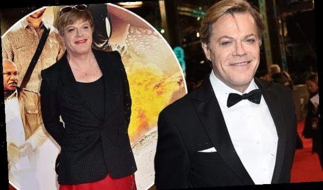 Eddie Izzard says her gender is 'elastic'