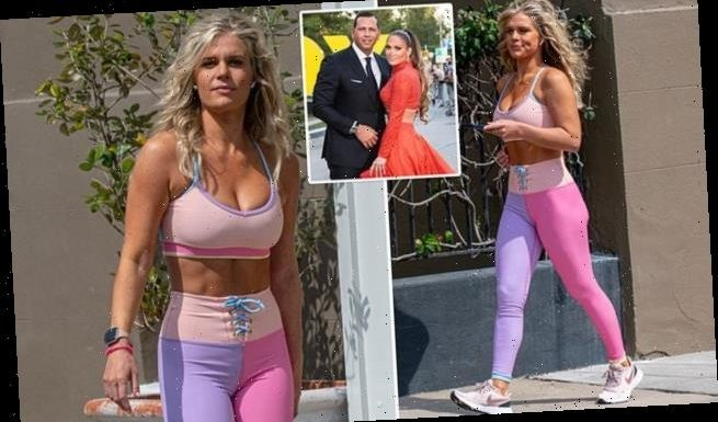 Madison LeCroy shrugs off JLo and A-Rod spit questions