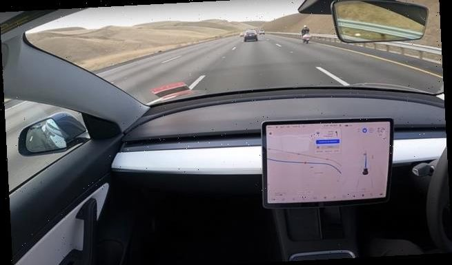 Tesla using customers to test its 'Full Self-Driving' system, say feds