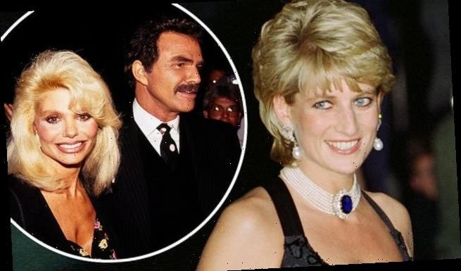 Princess Diana thanked Burt Reynolds for keeping name out of headlines