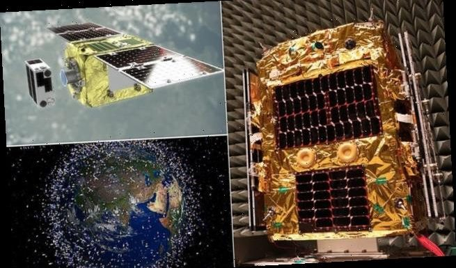 Mission to demonstrate space debris removal set for launch