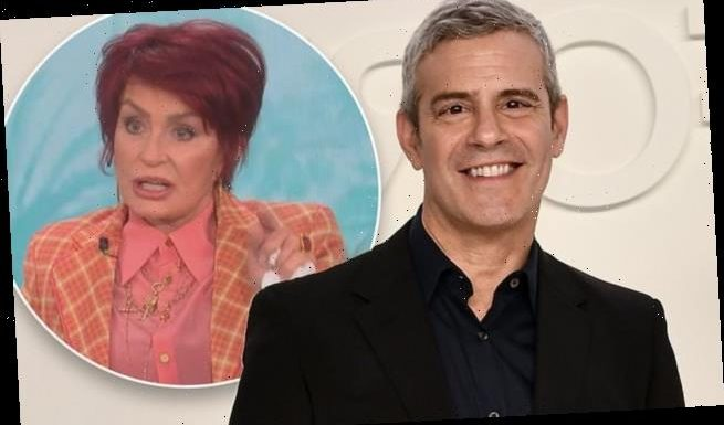 Andy Cohen says Sharon Osbourne should 'talk it out on the air'