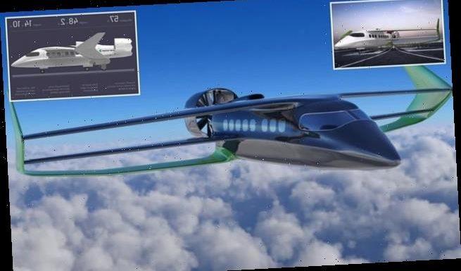 British firm develops ultra-quiet bioelectric hybrid aircraft