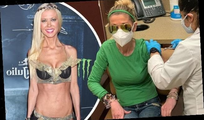 Tara Reid, 45, in 'terrible' pain after getting the COVID-19 vaccine
