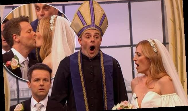 SNT fans go wild as Ant and Dec reunite with SMTV co-star Cat Deeley