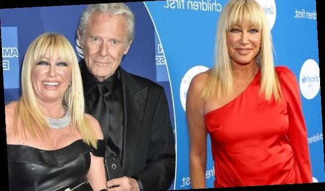 Suzanne Somers dishes she and husband are 'having a lot of sex'