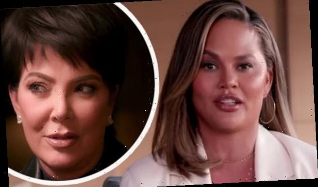 Chrissy Teigen and Kris Jenner unveil cleaning products line Safely