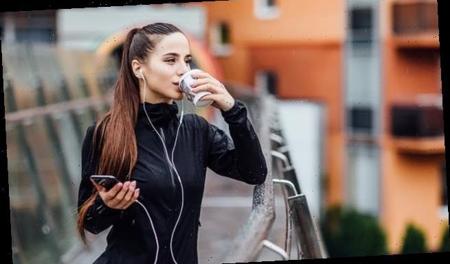 Drinking coffee 30 minutes before exercising can boost fat-burning