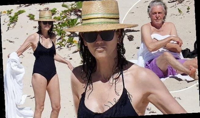 EXCL: Paul McCartney enjoys St Barts getaway with wife Nancy Shevell