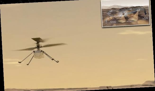 NASA's Ingenuity prepares for its Wright Brothers moment on Mars