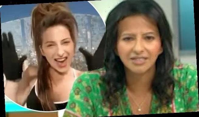 Ranvir Singh is unimpressed with Spice Girls deepfake video