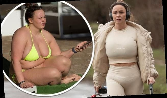 Chanelle Hayes has lost 7 STONE after having gastric sleeve op