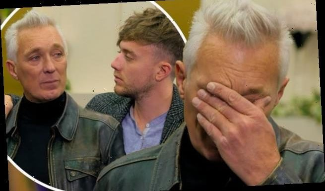 Martin and Roman Kemp are left in tears in on 'emotional' DNA Journey
