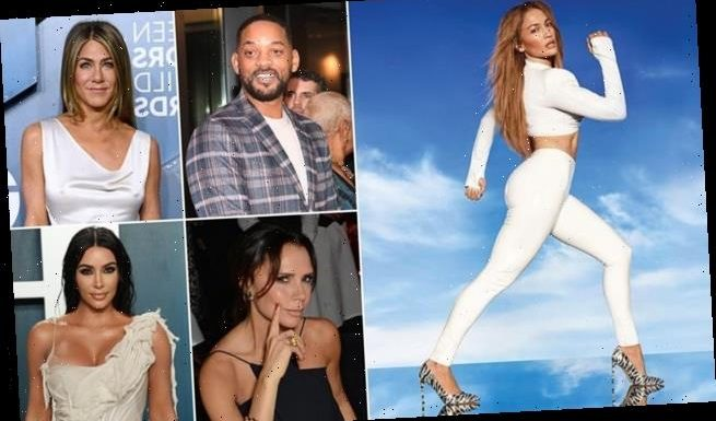 Jennifer Lopez,51,hailed as the most fabulous star aged over 40