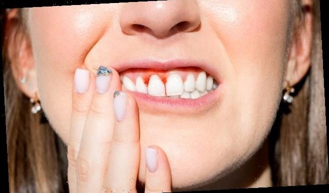Gum disease 'doubles the risk of having high blood pressure'