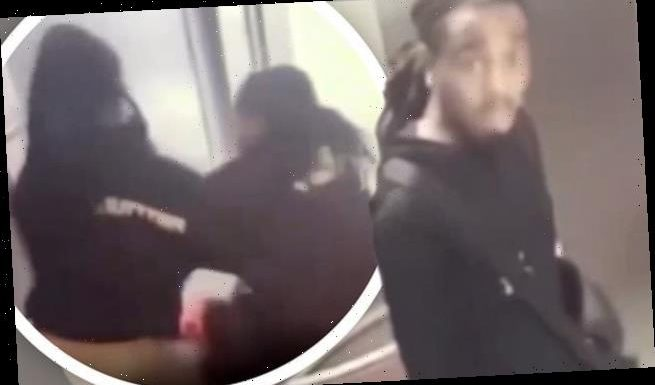 Quavo and ex Saweetie get into SHOCKING physical altercation on video