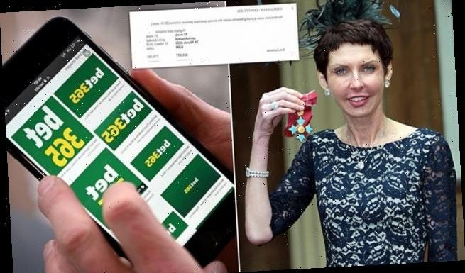 Britain's best paid woman Bet365 founder Denise Coates earns £469m