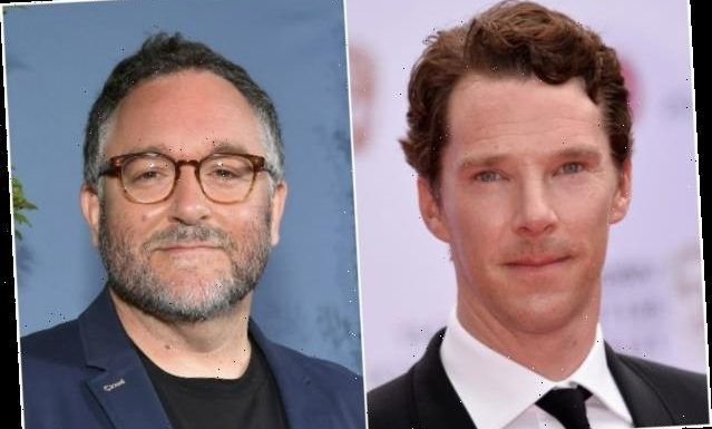 Benedict Cumberbatch to Star in 'War Magician' From Colin Trevorrow