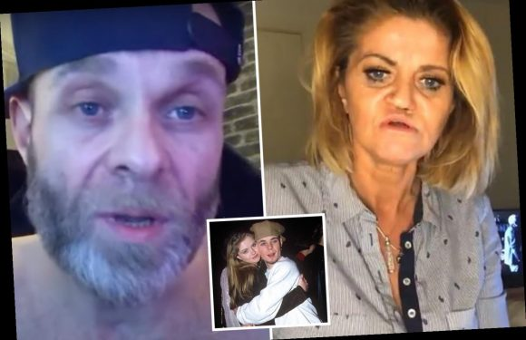 Danniella Westbrook says she saved ex Brian Harvey's life when he tried to kill himself by calling paramedics