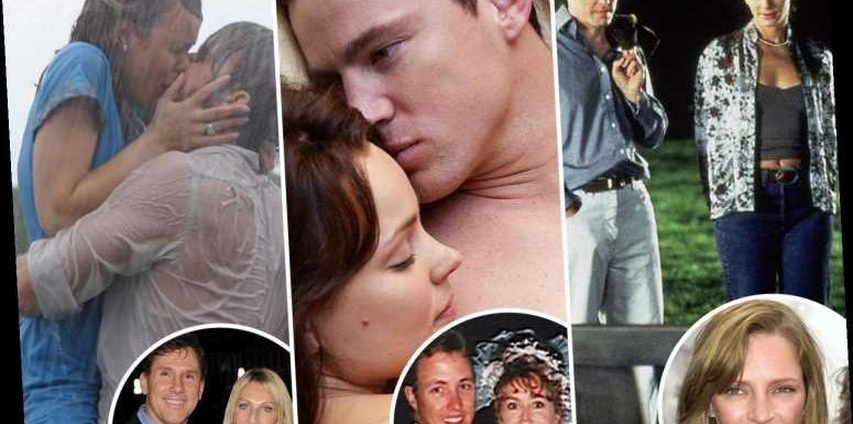 Real love stories that inspired favourite films – from The Notebook couple to the Uma Thurman fling behind Notting Hill