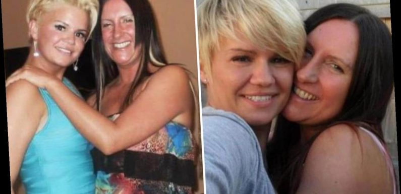 Kerry Katona says she feels guilty about her alcoholic aunt's death saying 'I could have done more to help her'