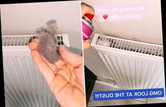 Cleaning fanatic shares easy way to dust your radiator – it takes seconds AND leaves your house smelling amazing