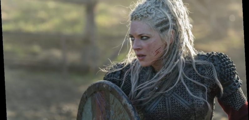 'Vikings': The 1 Moment Leading up to Lagertha's Death That Doesn't Make Sense