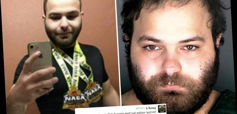 ' ISIS & Al Qaeda supporters praise Boulder 'shooter' for killing 'crusaders' in sick posts after he 'gunned down' ten