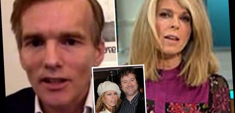 Kate Garraway tells ICU doctor 'he shouldn't feel guilty' for keeping families away amid husband Derek's Covid battle